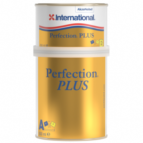 International Perfection Plus High Gloss Varnish 750ml
